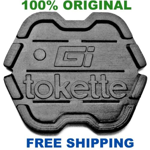 100 BLACK TOKETTES NEW LAUNDRY TOKENS Type 1 Greenwald Coins