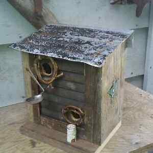 Rustic birdhouses  London Ontario image 3