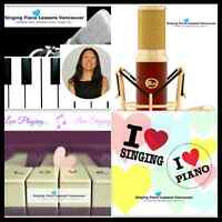Singing & Piano Lessons | Confident Voice. Beautiful Sound.