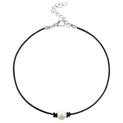 Fashion Pearl necklace choker necklace 1 pearl necklace Winter Summer necklace
