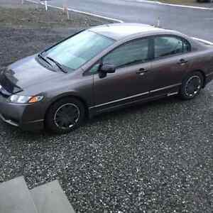 2009 Honda Civic Dx Berline