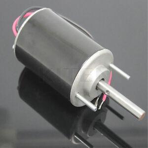 DIY DC 12V/24V Marshmallows Machine Motor High Speed Adjustable Speed