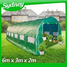 6m x 3m Walk-in Polytunnel Greenhouse NSW Matraville Eastern Suburbs Preview