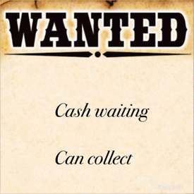 wanted any of the following items
