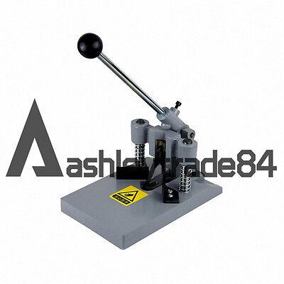 Eco Manual Round Corner Cutter Corner Rounding Cutting Machine For Paper Card