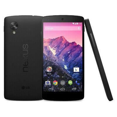 LG Nexus 5 - 32GB - Black (AT&T) Smartphone - Pristine Condition (A)