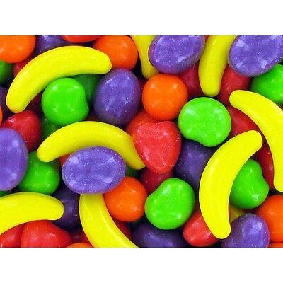 5 Lb Willy Wonka Runts Fruit Hard Candy Bulk Vending Five Pound   Fresh Stock