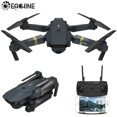 Drone PRO EACHINE E58 X P DRONEX PRO with HD camera 720p WiFi FPV 2 batteries