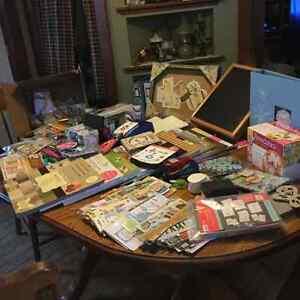 Scrapbooking & Card Making Supplies
