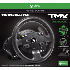 Thrustmaster TMX Racing Wheel for XBOX1/PC-NEW IN BOX