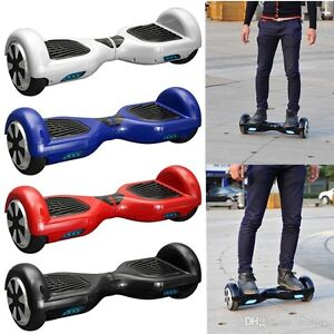 Hover Board with Lights, Indicators, Samsung Battery - Brand New