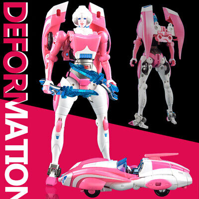 Transformers Wei Jiang alloy Version Alpine Alcy  Female Autobots in stock - Transformers Female