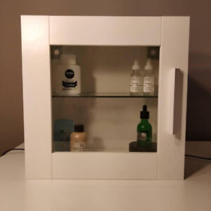 Wall-Mount Medicine Cabinet from Ikea
