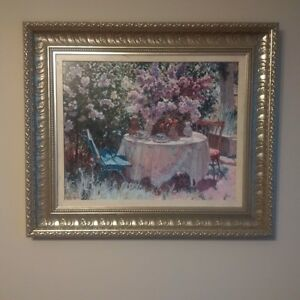 Moving Sale  Paintings and  Pictures