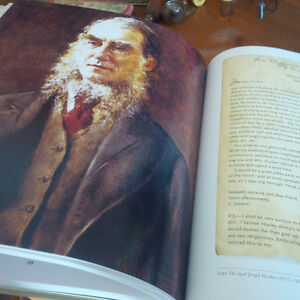 Charles Darwin On Origin of Species, Illustrated Edition, 2008 Kitchener / Waterloo Kitchener Area image 2