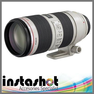 Canon EF 70-200mm f/2.8L IS II Mark II USM Image Stabilizer DSLR Lens usato  Spedire a Italy