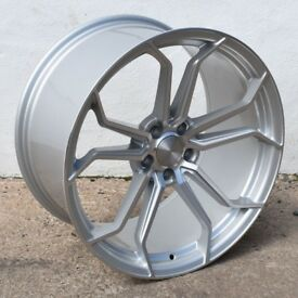 "19"" Staggered Veemann VC632 Alloy Wheels for a Mercedes C-Class Etc"