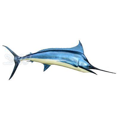 BLUE MARLIN SCHWERTFISCH Segelfisch DEKO FISCH Figur Gastronomie 300 cm MARITIM