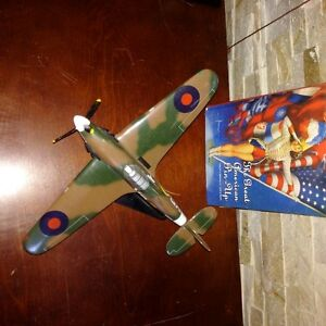 hawker hurricane wooden desktop model Cambridge Kitchener Area image 1