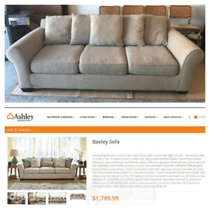 Baxley Sofa - from Ashley Homestore