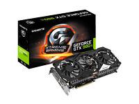 Gigabyte GeForce GTX 980 Ti XTREME 6GB GDDR5 DVI HDMI 3xDisplayPort PCI-E Graphics Card