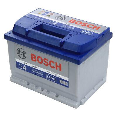 S4 075 Car Battery 4 Years Warranty 60Ah 540cca 12V Electrical - Bosch S4004