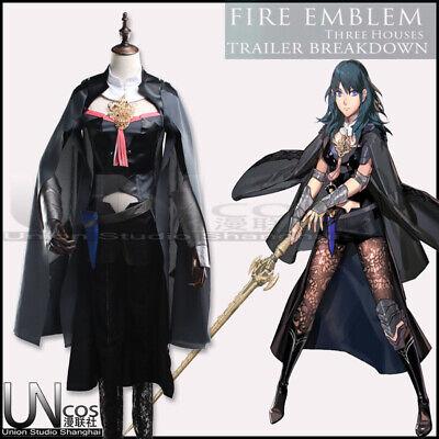 Custom Character Costumes (Fire Emblem: Three Houses Female Character RPG Cosplay Costume)