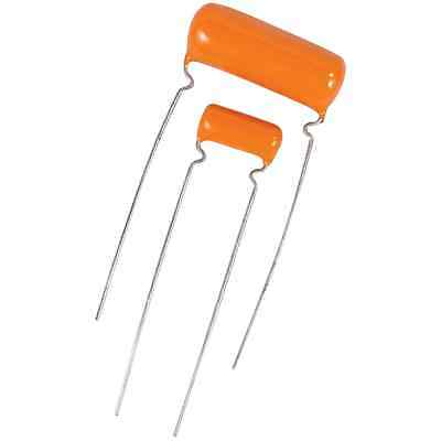 Capacitor Orange Drop 1600v Polypropylene Capacitance .001 F