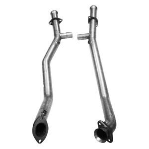 1999-2004 Ford Mustang GT 4.6L H-Pipes - PaceSetter 82-1117