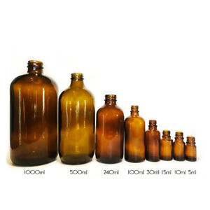 Essential Oil Bottles - All sizes available!