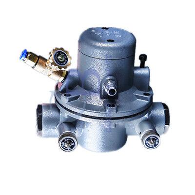 Aluminum Pneumatic Diaphragm Pump Hl2002 Printing Press Ink Pump For Ink