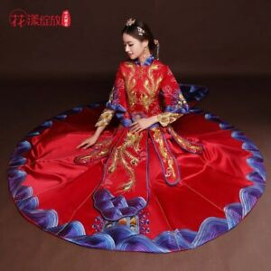 Brand new Chinese Wedding Dress