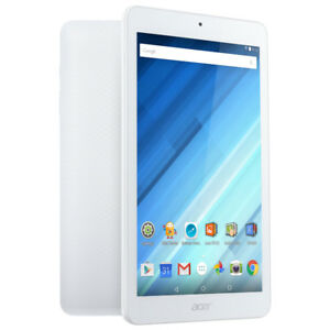 """Acer Iconia One 8"""" 16GB Android 5.1 Tablet with MT8163 QuadCore"""