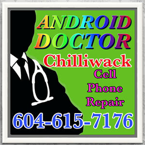 Android Cell Phone and Tablet Repair in Chilliwack BC