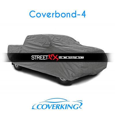 Coverking Coverbond-4 Custom Car Cover for Chevrolet Silverado 1500 & 2500