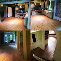 Hardwood Restoration,Floor Sanding,New Installs,Hardwood Floors