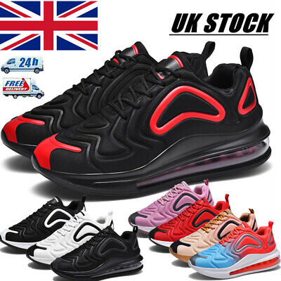 Fashion Mens Womens Trainers Casual Shoes Running Sport Athletic Walking Comfort