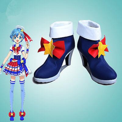 Dorothy Kostüm Schuhe (Puripara Pripara Dorothy West Cosplay Schuhe Kostüm Shoes lolita japan idol Neu )