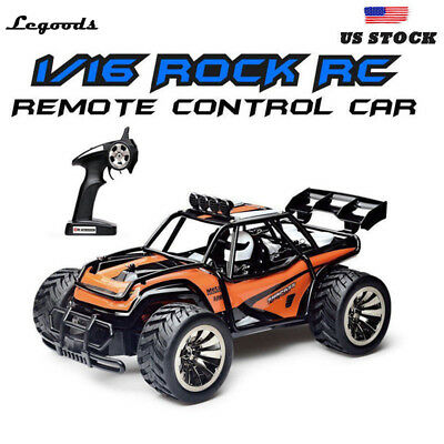 (Remote Control RC High Speed Racing Car Monster Truck 1/16 2WD 25km/h Off Road)