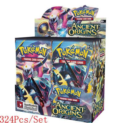 2017 Pokemon Ancient XY sealed unopened booster box 324Pcs/Set cards