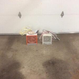 Chauffage boitier 4800 watts