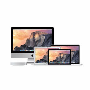Huge Selection of Refurbished Mac Computers