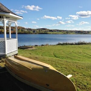 WATERFRONT - 3 Bedroom 1.9 Acres 125' water frontage Paradise!!!