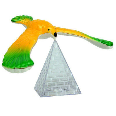 Science Toys (Magic Balancing Bird Science Desk Toy Novelty Fun Children Learning Kids)