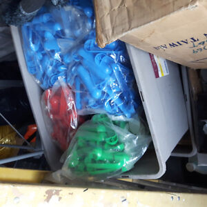 Case of Colourful Drawer Handles / Pulls
