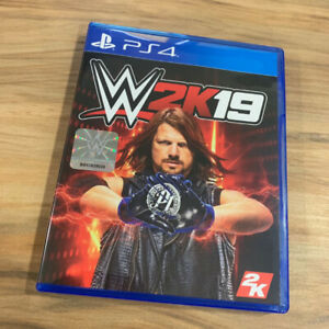 WWE 2K19 PS4 negotiable
