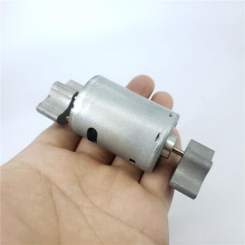 DC12V 18V 24V Mini RS-545 Strong Vibration Motor Dual Vibrator Head Toy Massager