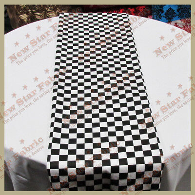 Table Runners Checker Buffalo Gingham 1