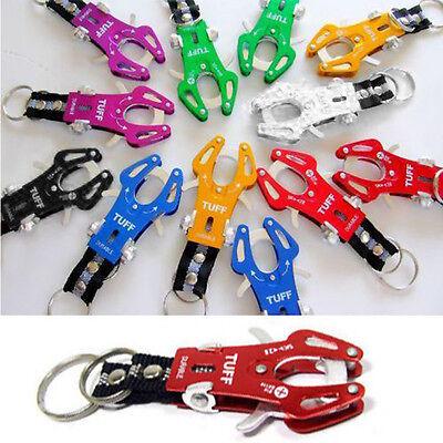 Fashion Climbing Hook Keychain Carabiner Clip Carabiners Lock Keyring Equipment