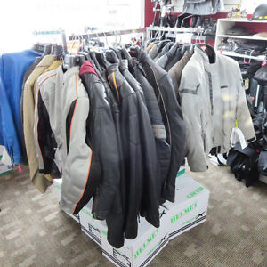 Ladies Leather Textile Motorcycle Jackets Pants And More Re-Gear